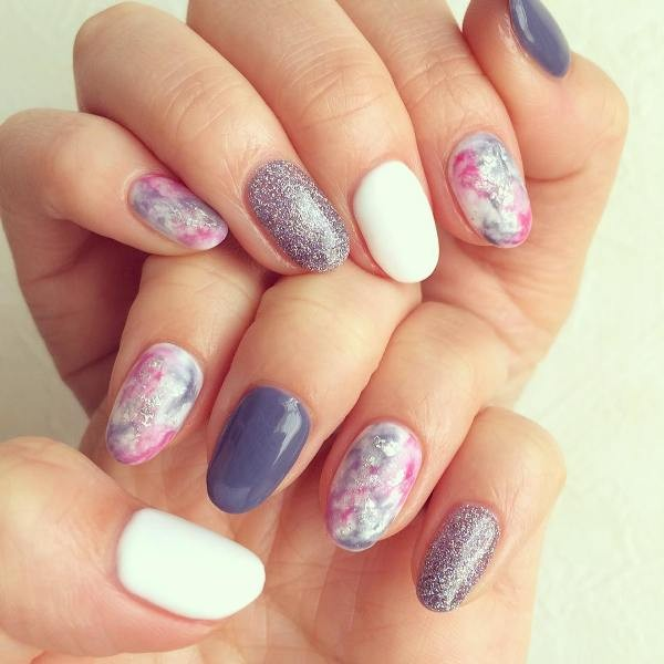 nail-art-ideas-2017-84 76+ Hottest Nail Design Ideas for Spring & Summer 2020