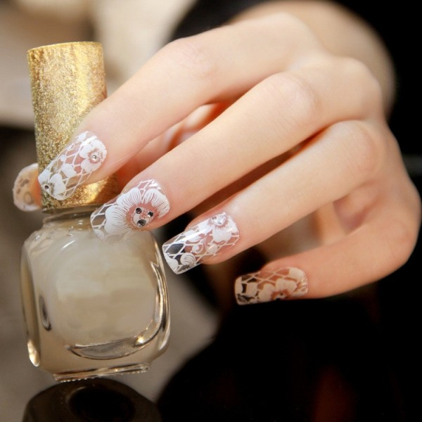 nail-art-ideas-2017-88 76+ Hottest Nail Art Ideas for Spring & Summer 2017