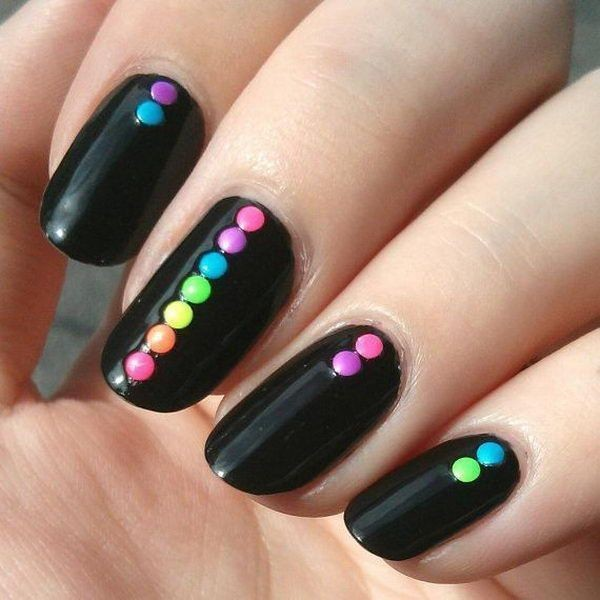 nail-art-ideas-2017-89 76+ Hottest Nail Design Ideas for Spring & Summer 2020
