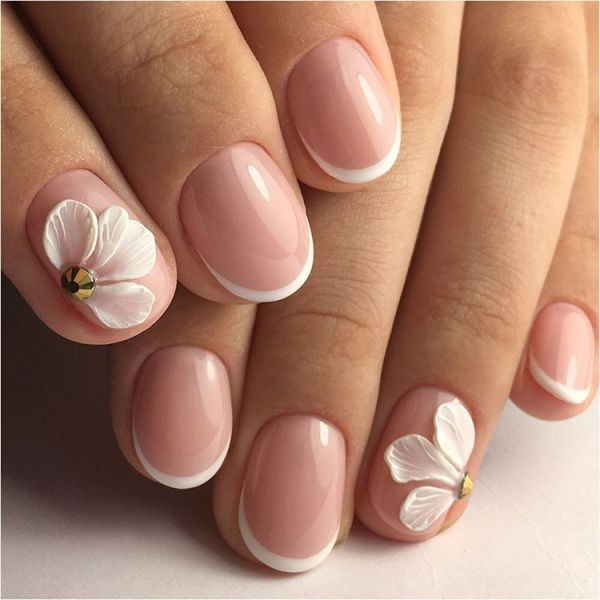 nail-art-ideas-2017-91 76+ Hottest Nail Design Ideas for Spring & Summer 2021
