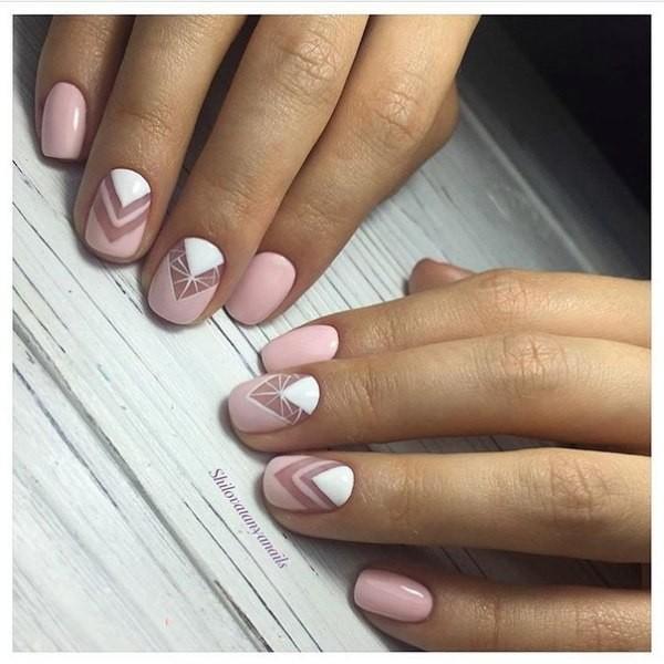 nail-art-ideas-2017-94 76+ Hottest Nail Design Ideas for Spring & Summer 2021