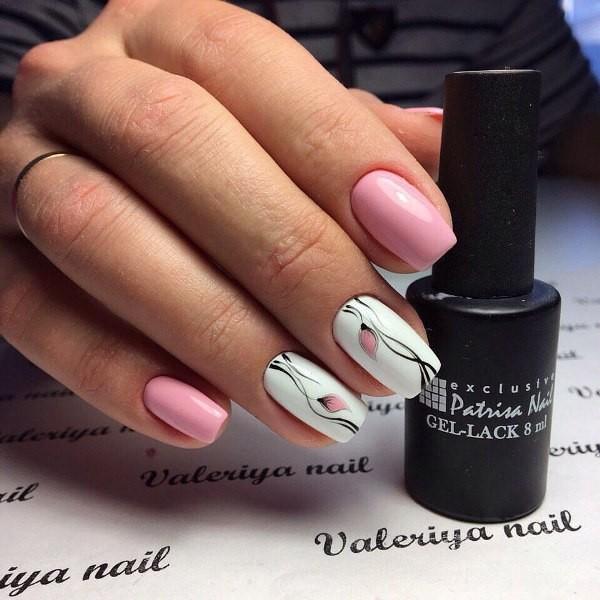 nail-art-ideas-2017-96 76+ Hottest Nail Design Ideas for Spring & Summer 2021