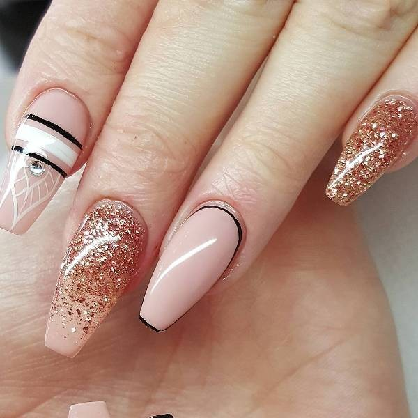 nail-art-ideas-2017-98 76+ Hottest Nail Design Ideas for Spring & Summer 2020