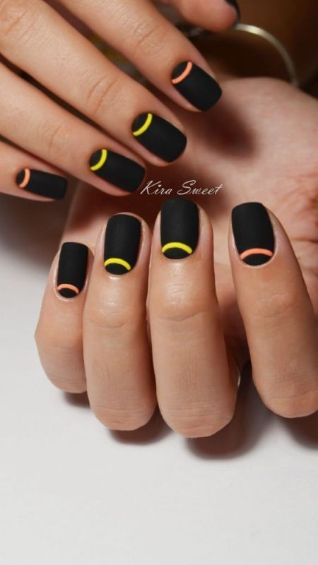 nail-art-ideas-2017 76+ Hottest Nail Art Ideas for Spring & Summer 2018