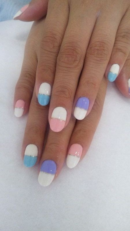 nail-shapes-2017-1 16+ Lovely Nail Polish Trends for Spring & Summer 2018