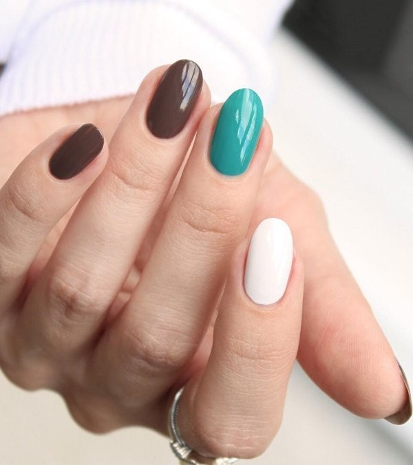 nail-shapes-2017-10 16+ Lovely Nail Polish Trends for Spring & Summer 2020