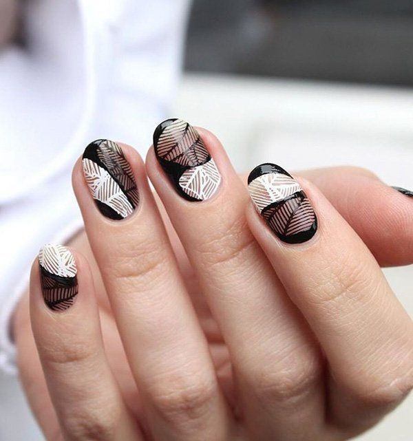 nail-shapes-2017-11 16+ Lovely Nail Polish Trends for Spring & Summer 2020