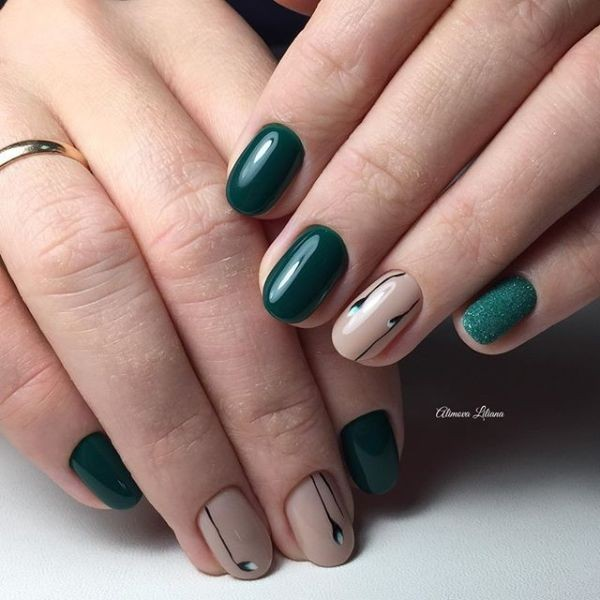 nail-shapes-2017-14 16+ Lovely Nail Polish Trends for Spring & Summer 2018