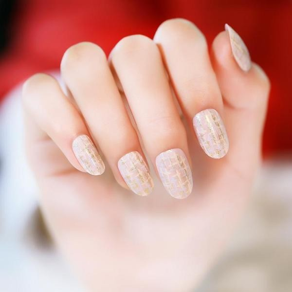 nail-shapes-2017-16 16+ Lovely Nail Polish Trends for Spring & Summer 2020