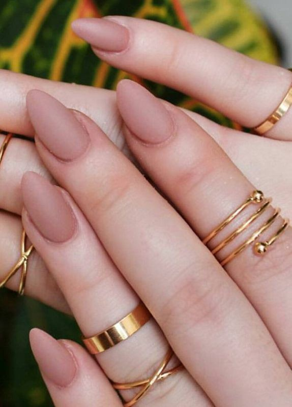 nail-shapes-2017-2 16+ Lovely Nail Polish Trends for Spring & Summer 2018