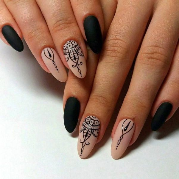 nail-shapes-2017-27 16+ Lovely Nail Polish Trends for Spring & Summer 2018