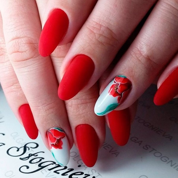 nail-shapes-2017-28 16+ Lovely Nail Polish Trends for Spring & Summer 2018