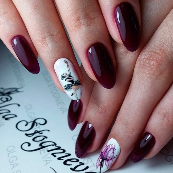 nail-shapes-2017-29 16+ Lovely Nail Polish Trends for Spring & Summer 2018