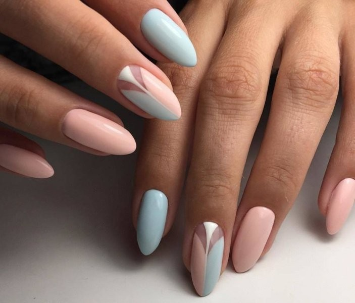 nail-shapes-2017-31 16+ Lovely Nail Polish Trends for Spring & Summer 2018