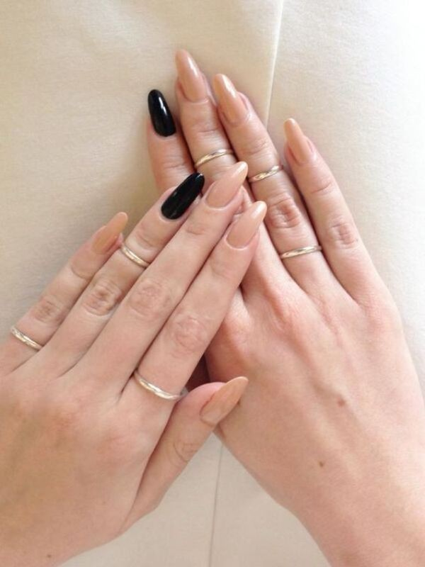 nail-shapes-2017-4 16+ Lovely Nail Polish Trends for Spring & Summer 2020
