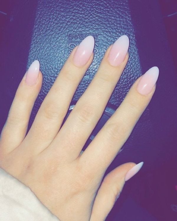 nail-shapes-2017-7 16+ Lovely Nail Polish Trends for Spring & Summer 2018