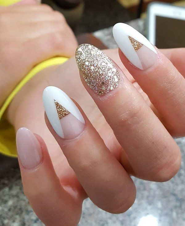 nail-shapes-2017-8 16+ Lovely Nail Polish Trends for Spring & Summer 2018