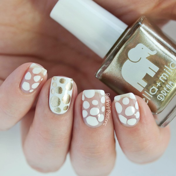negative-space-nails-11 16+ Lovely Nail Polish Trends for Spring & Summer 2018