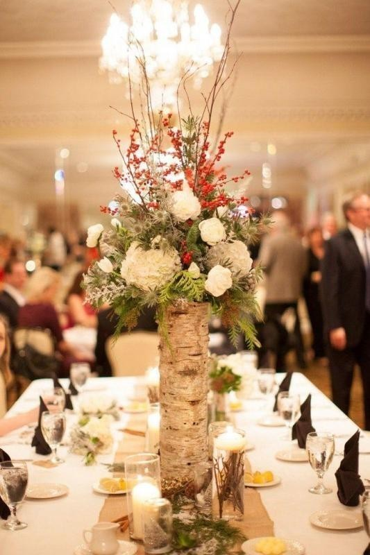 non-traditional-wedding-vases-17 79+ Insanely Stunning Wedding Centerpiece Ideas