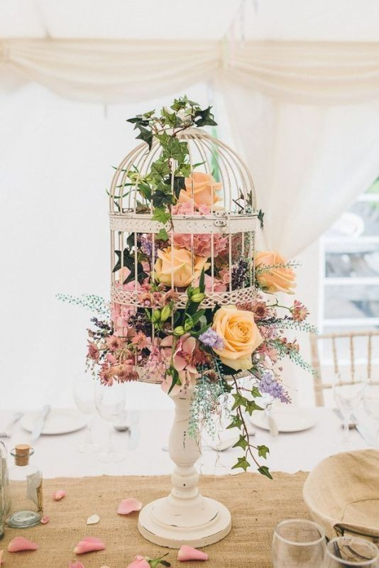 non-traditional-wedding-vases-18 79+ Insanely Stunning Wedding Centerpiece Ideas