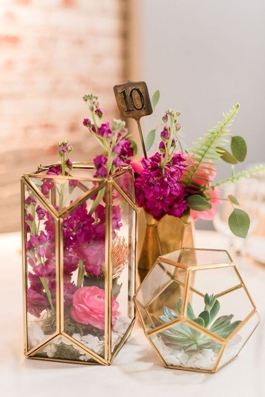 non-traditional-wedding-vases-19 79+ Insanely Stunning Wedding Centerpiece Ideas