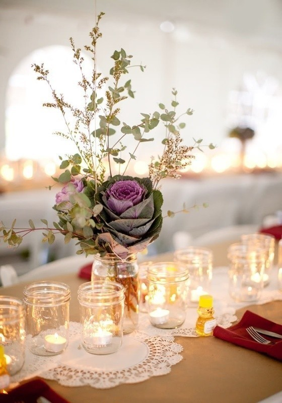 non-traditional-wedding-vases-22 11 Tips on Mixing Antique and Modern Décor Styles