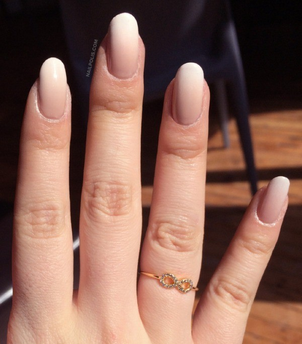 nude-nails-14 16+ Lovely Nail Polish Trends for Spring & Summer 2018