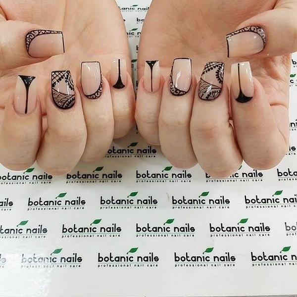 nude-nails-18 16+ Lovely Nail Polish Trends for Spring & Summer 2018