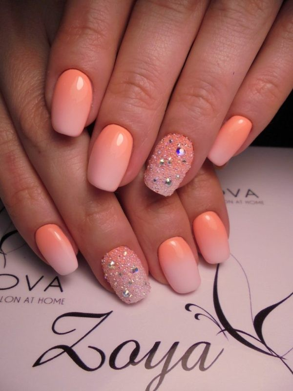 ombre-nails-1 16+ Lovely Nail Polish Trends for Spring & Summer 2020