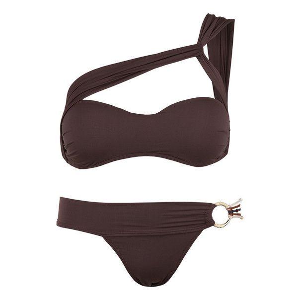 one-shoulder-off-bikini-1 18+ HOTTEST Swimsuit Trends for Summer 2020