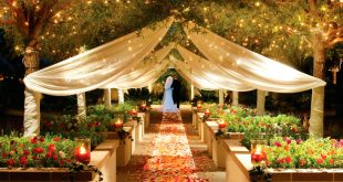 88+ Unique Ideas for Decorating Your Outdoor Wedding