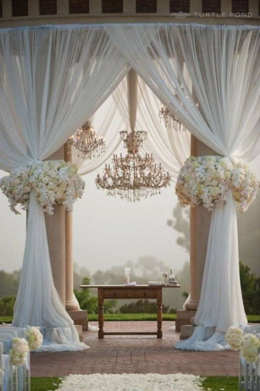 outdoor-weddings-1 82+ Awesome Outdoor Wedding Decoration Ideas