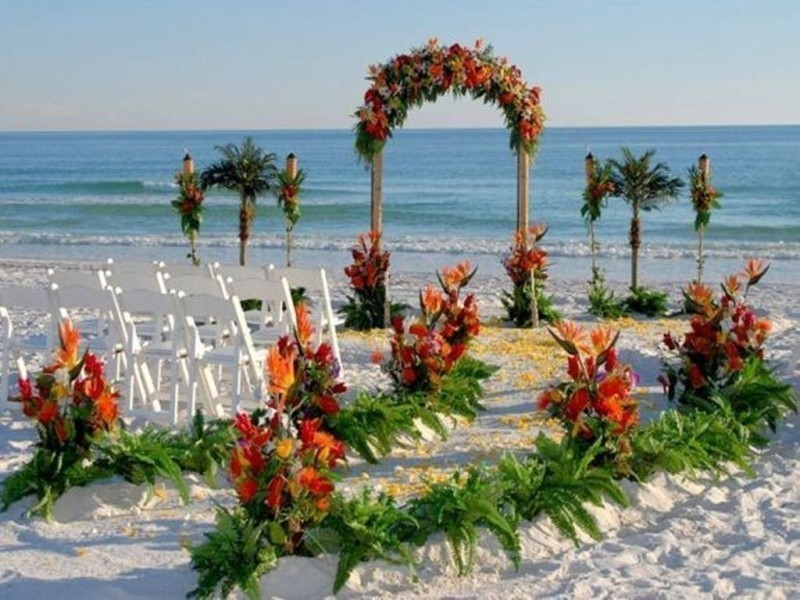 outdoor-weddings-6 82+ Awesome Outdoor Wedding Decoration Ideas