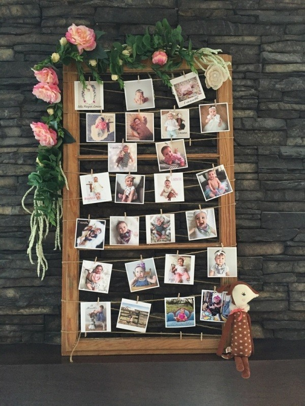 photo-display-wedding-decor-ideas-11 88+ Unique Ideas for Decorating Your Outdoor Wedding