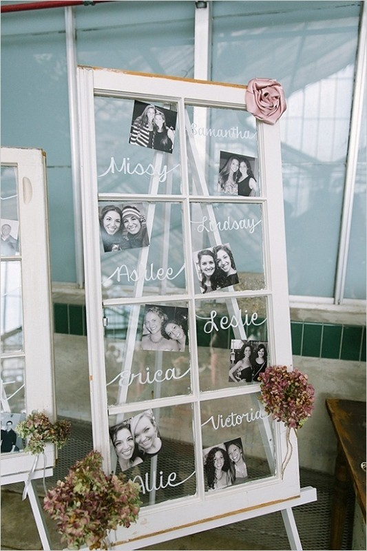 photo-display-wedding-decor-ideas-12 88+ Unique Ideas for Decorating Your Outdoor Wedding