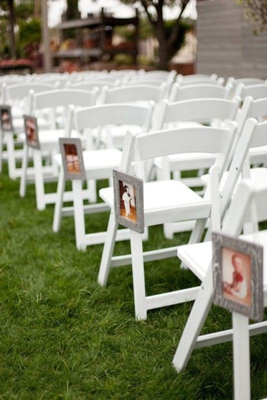 photo-display-wedding-decor-ideas-8 88+ Unique Ideas for Decorating Your Outdoor Wedding