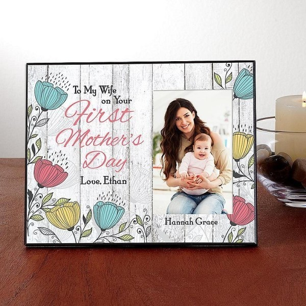 photo-frames-1 35 Unexpected & Creative Handmade Mother's Day Gift Ideas
