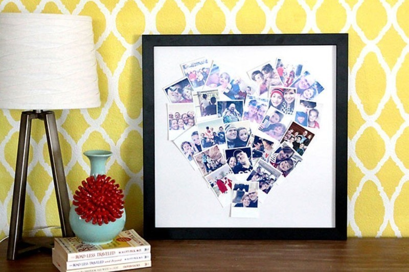 photo-frames-2 35 Unexpected & Creative Handmade Mother's Day Gift Ideas