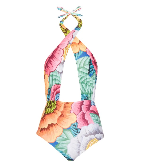 printed-swimsuits-and-bikinis 18+ HOTTEST Swimsuit Trends for Summer 2018