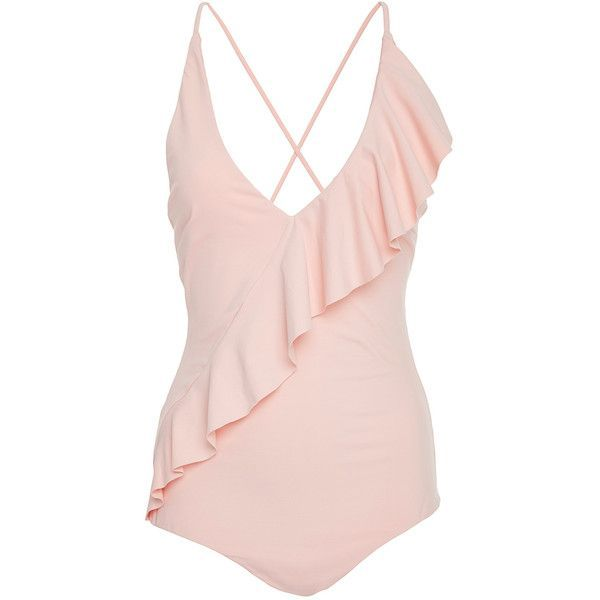 ruffled-swimsuit-2 ONLY Women: 15+ HOTTEST Swimsuit Trends for Summer 2017