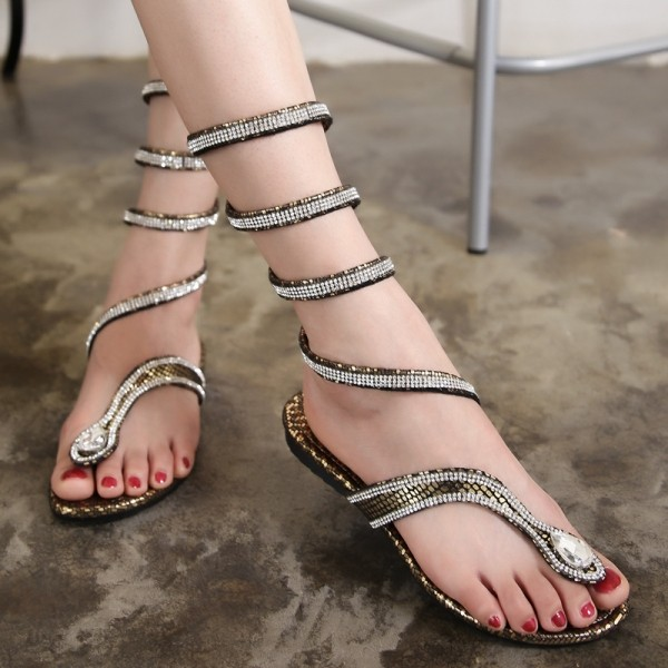 snakeskin-shoes-14 11+ Catchiest Spring / Summer Shoe Trends for Women 2020