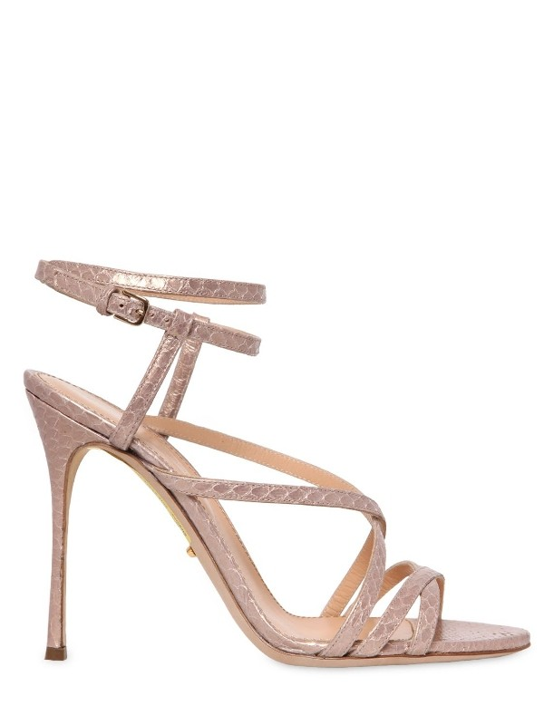 snakeskin-shoes-4 11+ Catchiest Spring / Summer Shoe Trends for Women 2020