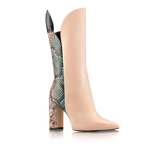 snakeskin-shoes-5 11+ Catchiest Spring / Summer Shoe Trends for Women 2020