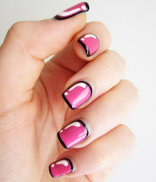 soft-pink-nails-1 16+ Lovely Nail Polish Trends for Spring & Summer 2018