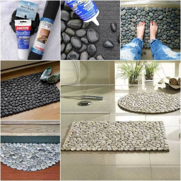 stone-floor-mat 35 Unexpected & Creative Handmade Mother's Day Gift Ideas