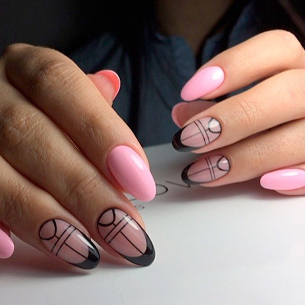 striped-nails-16 16+ Lovely Nail Polish Trends for Spring & Summer 2020