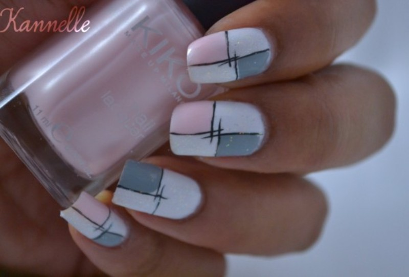 striped-nails-23 16+ Lovely Nail Polish Trends for Spring & Summer 2020