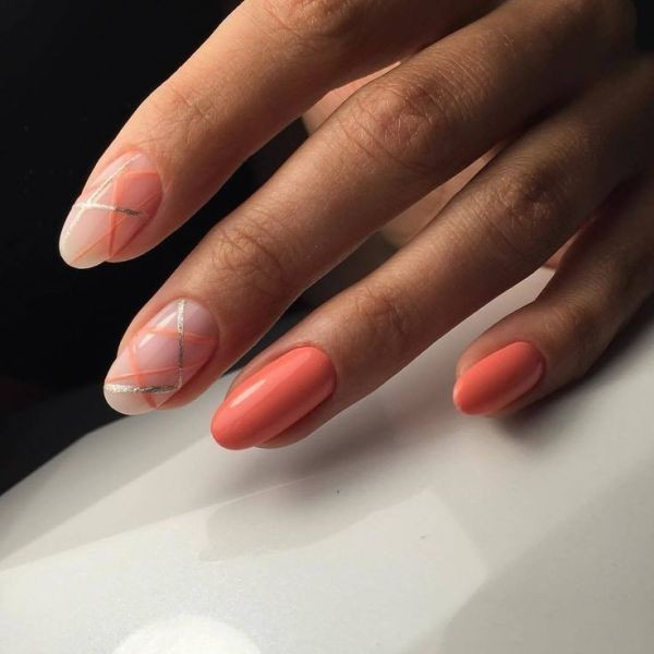 striped-nails-5 16+ Lovely Nail Polish Trends for Spring & Summer 2020