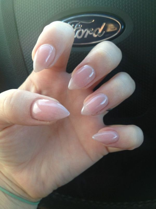 summer-nails-2017-1 16+ Lovely Nail Polish Trends for Spring & Summer 2020
