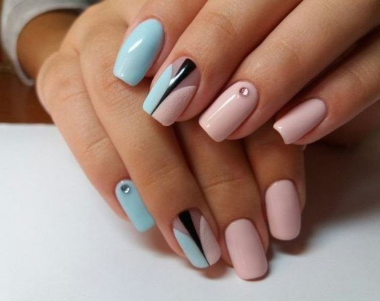 summer-nails-2017-14 16+ Lovely Nail Polish Trends for Spring & Summer 2020